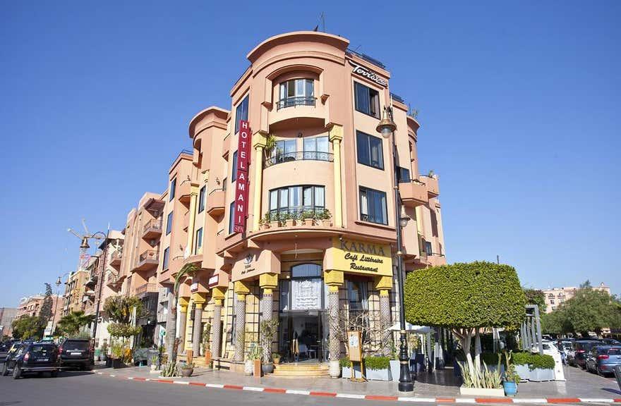 Amani Hotel Suites & Spa