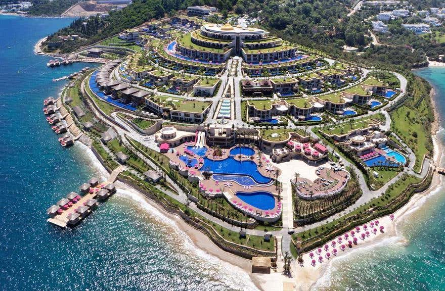 Bodrum Royal Palace Hotel
