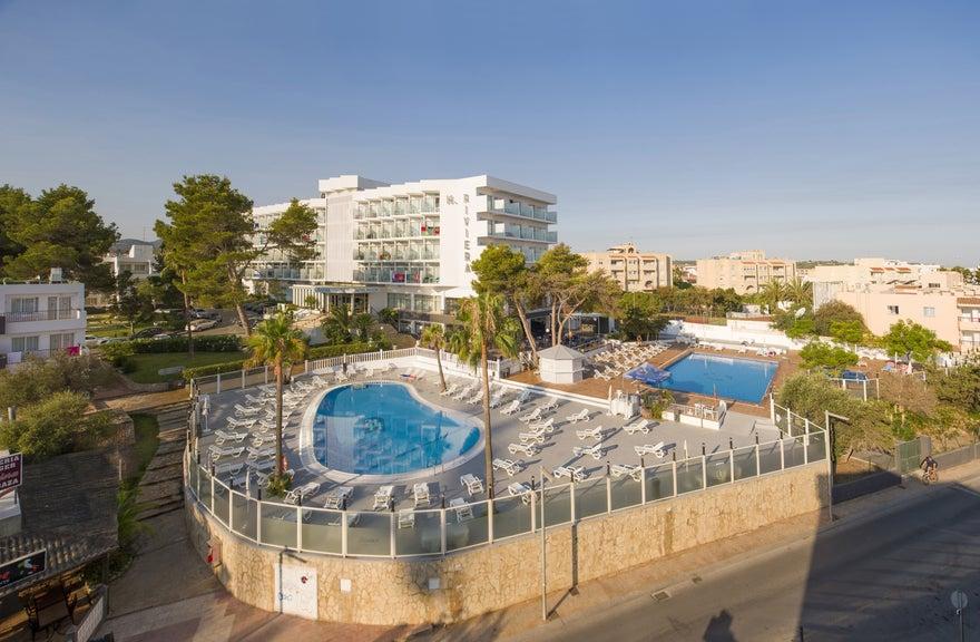 Hotel Playasol Riviera