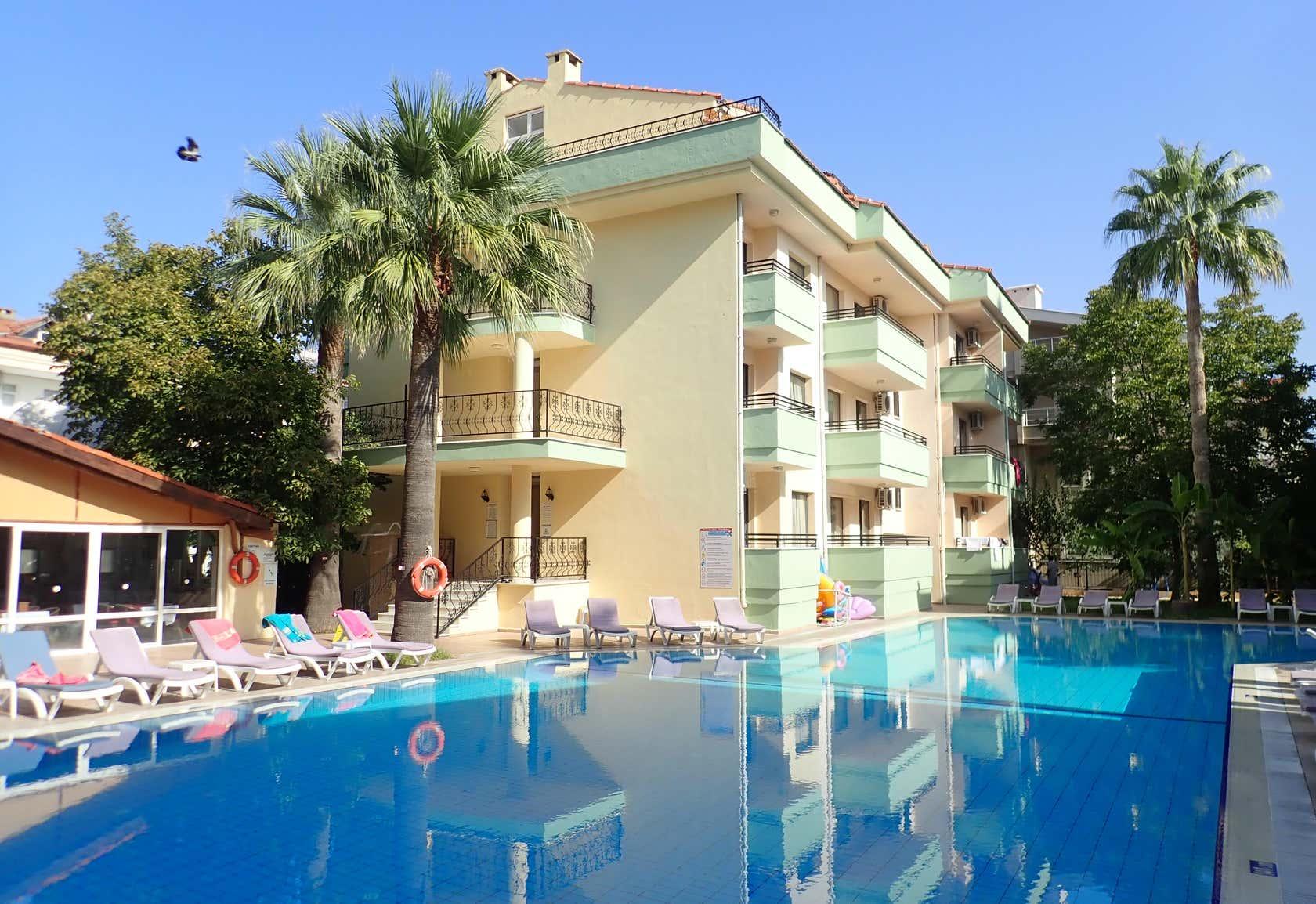 Club Palm Garden - Keskin Hotel & Apartments