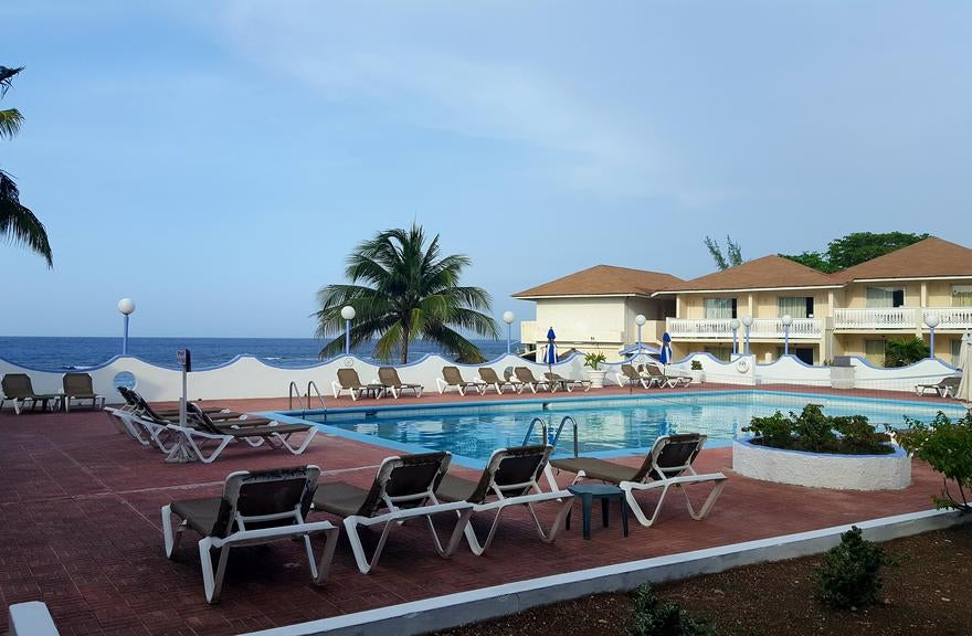 Nude Beach Area - Picture of Club Ambiance, Runaway Bay