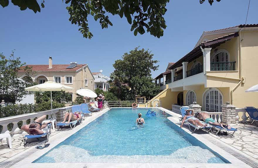 Andreas Pool Complex
