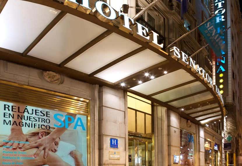 Senator Gran Vía 70 Spa Hotel