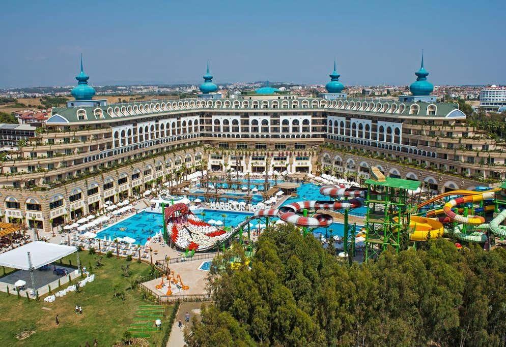 Crystal Sunset Luxury Resort & Spa Side