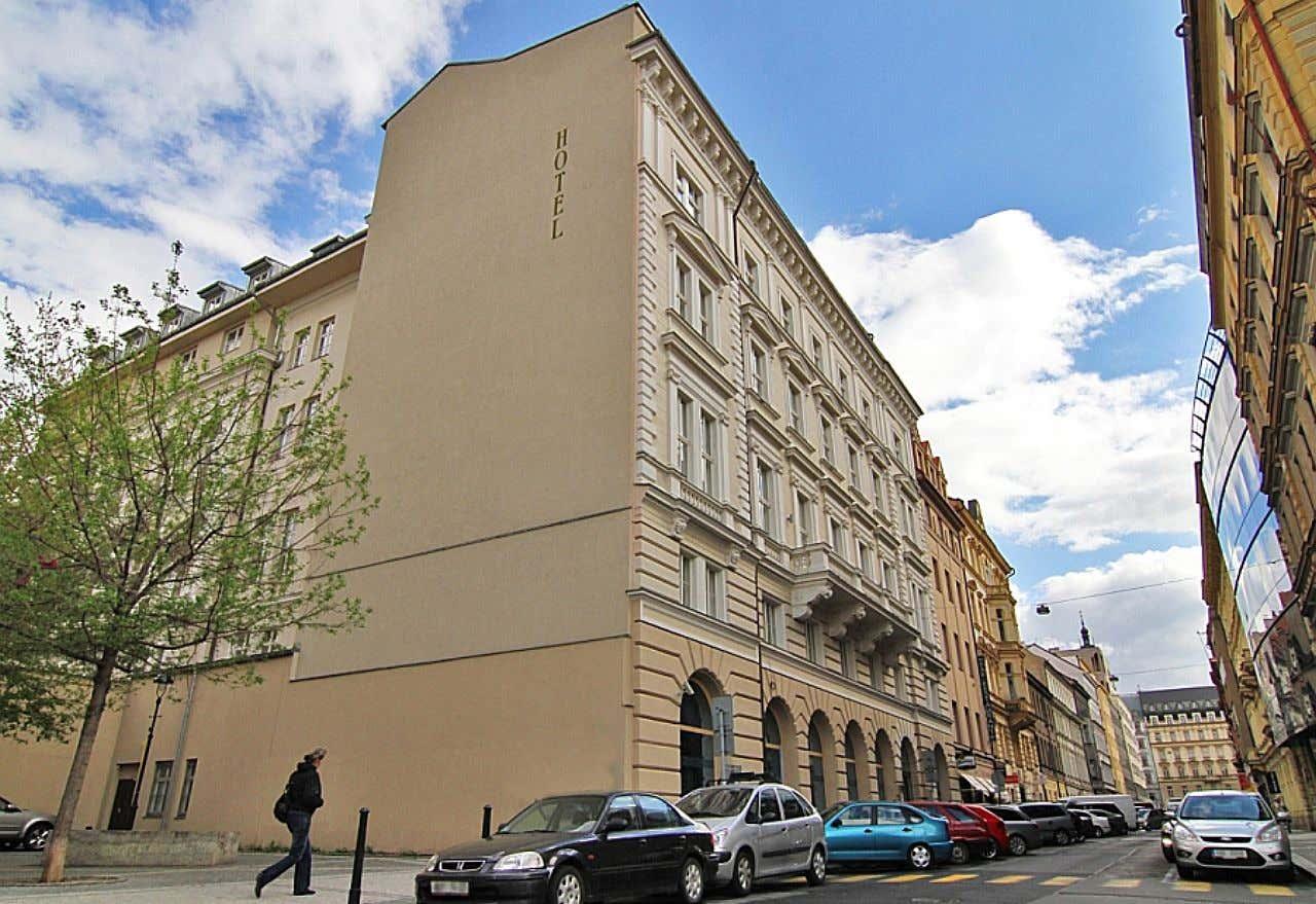 Michelangelo Grand Hotel Prague