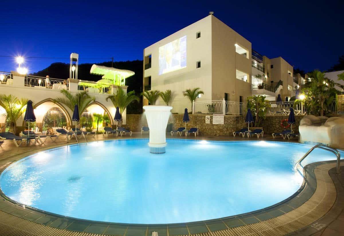 Hotel Pefkos Beach