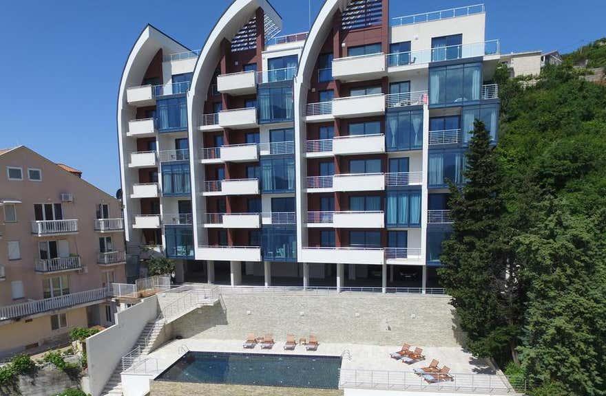 Apartments Aqua Resort