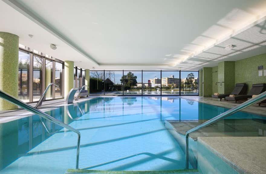 Melia Braga Hotel and Spa