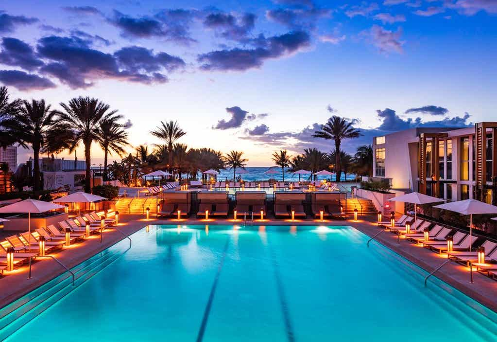 Grand Beach Hotel Miami Beach In Miami Beach Florida Loveholidays
