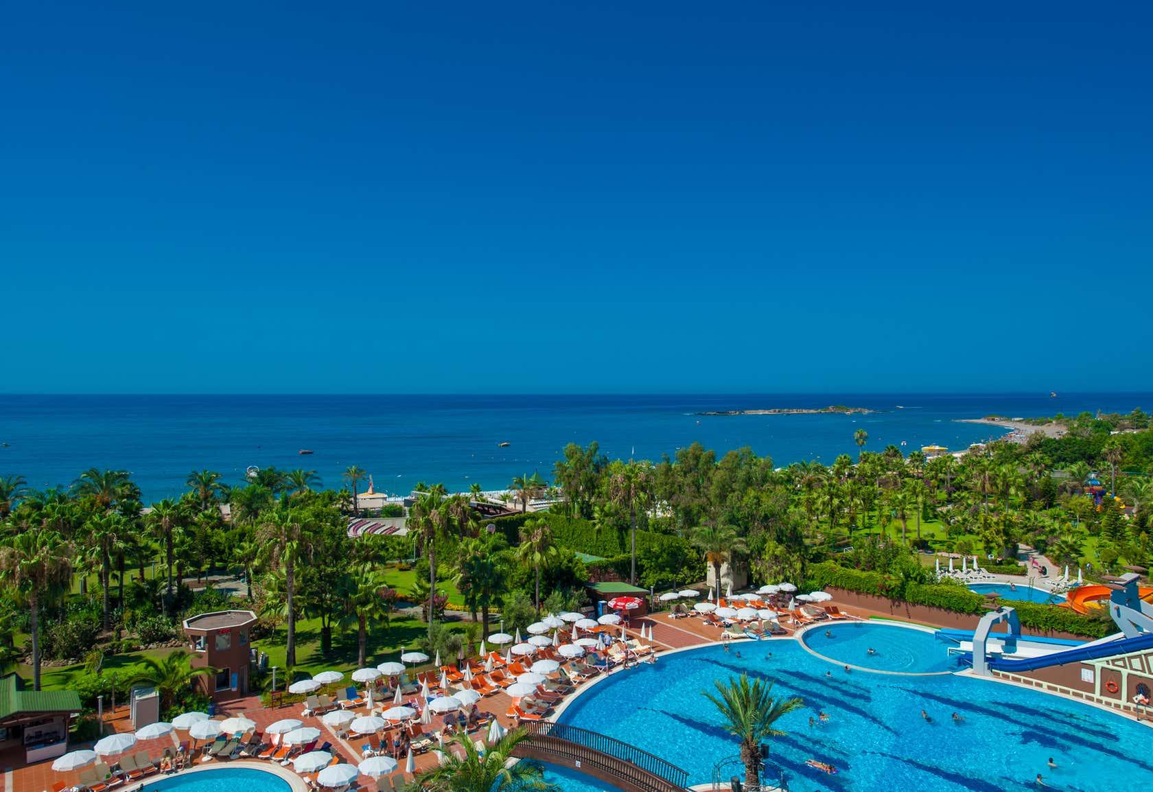 Kirman Leodikya Resort - All Inclusive