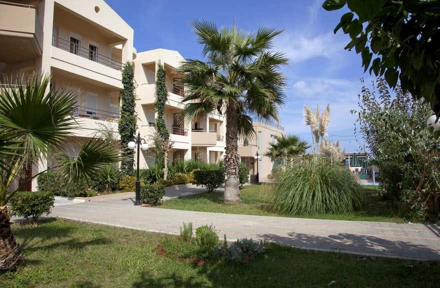 Maleme Mare Beach Resort Hotel