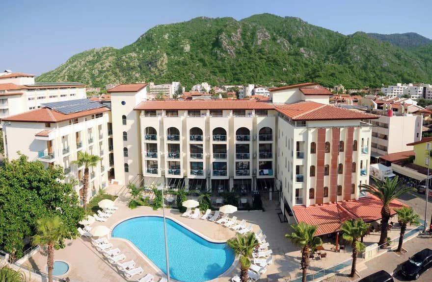 Diana Hotel (Icmeler)