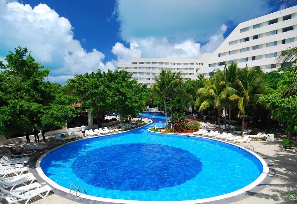 Oasis Palm Hotel All Inclusive