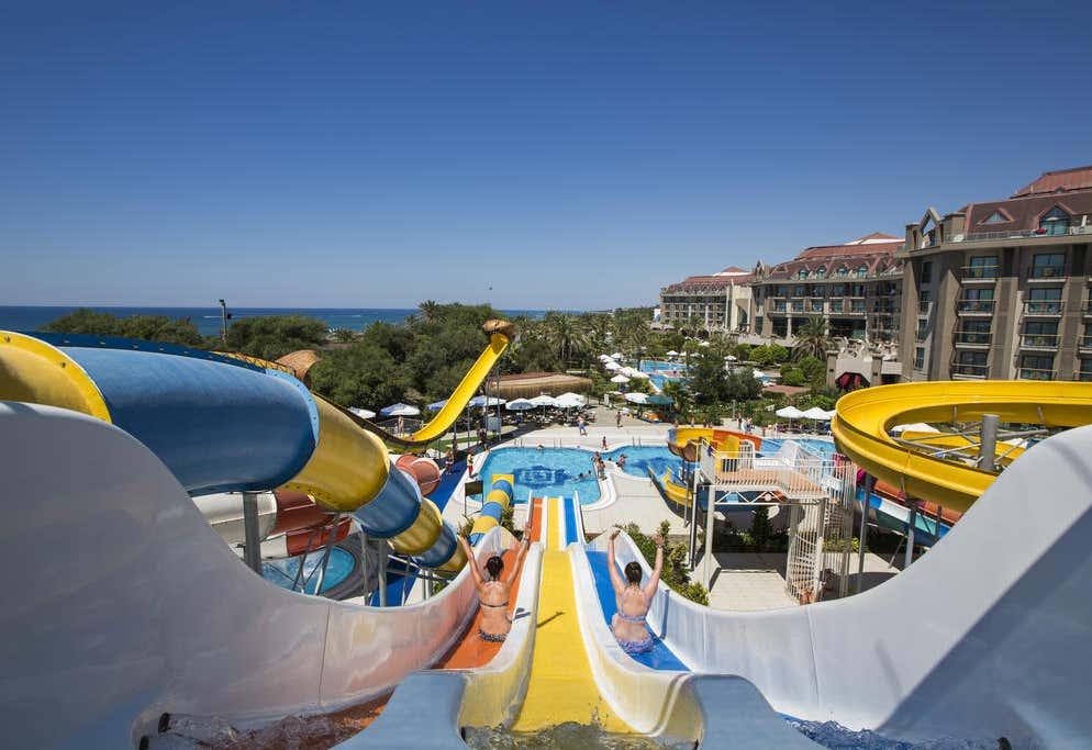 Nashira Resort Hotel & SPA