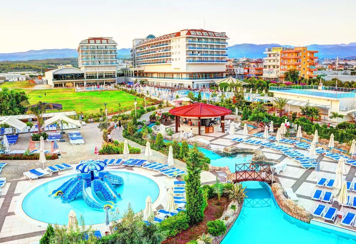 Kahya Resort Aqua And Spa Hotel