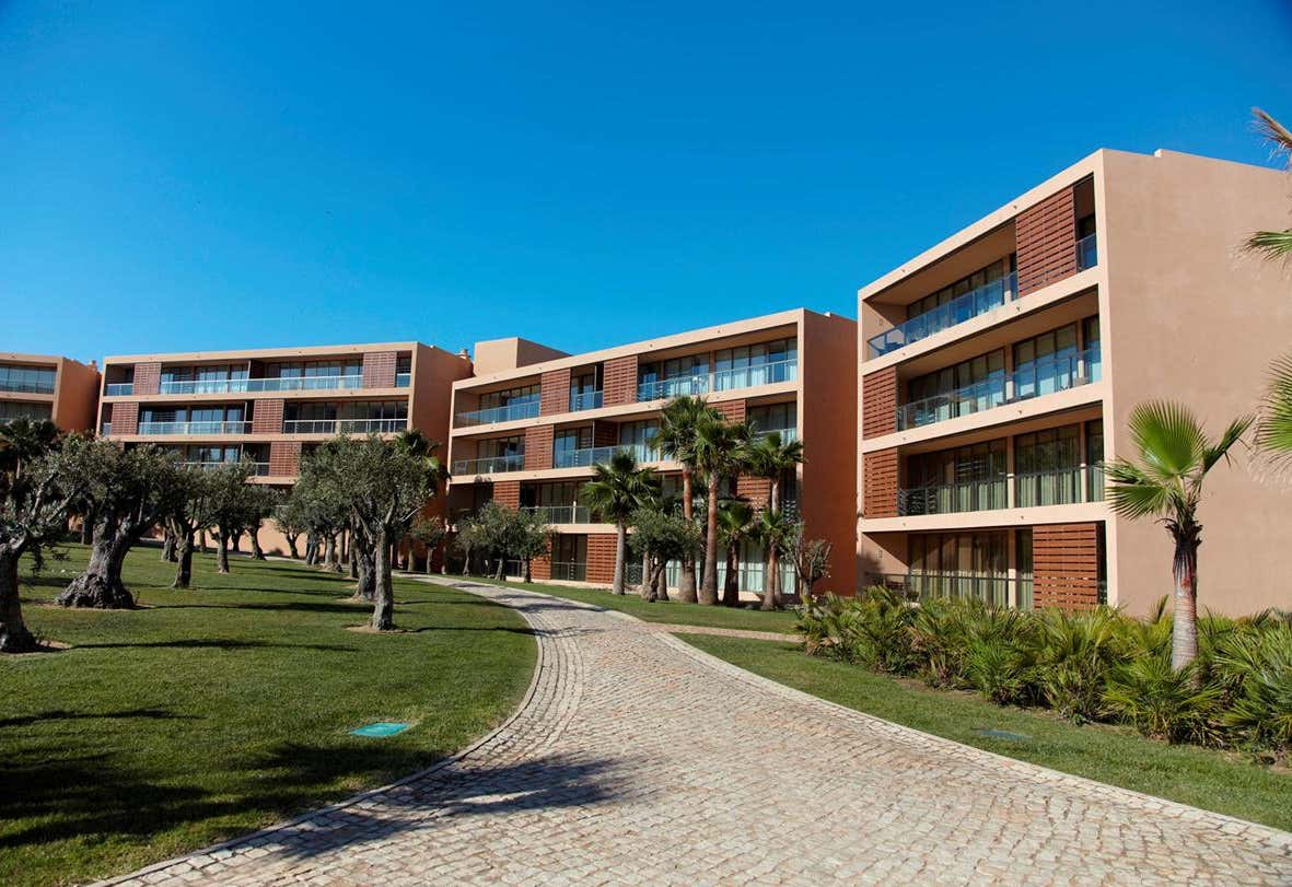 Salgados Vila das Lagoas Apartments