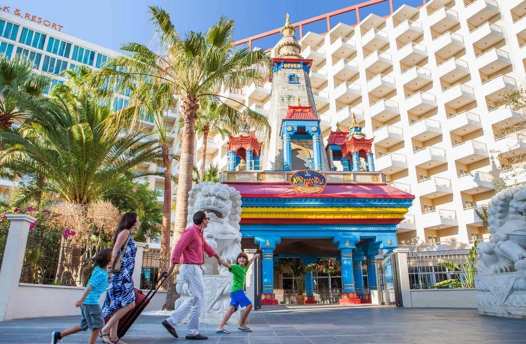 Sol Katmandu Park & Resort in Majorca, Magaluf | Holidays from ...