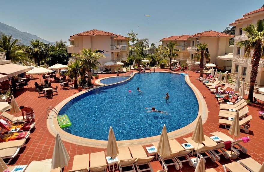 Blue Lagoon Hotel Oludeniz