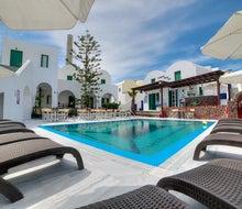 Scorpios Beach Hotel Apartments & Studios