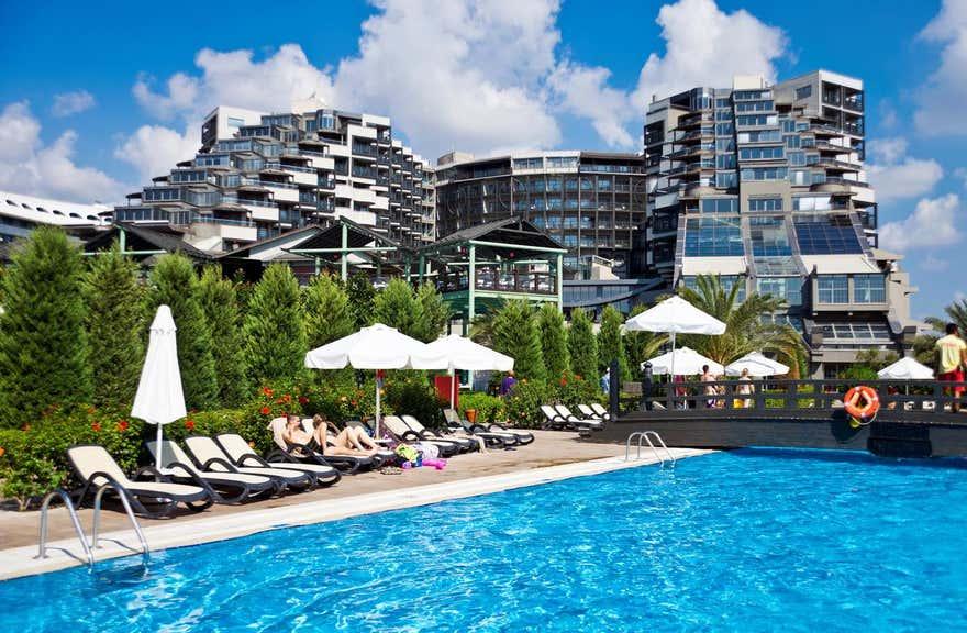 Limak Lara Deluxe Hotel & Resort - All Inclusive