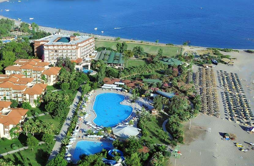 Justiniano Club Park Conti – All Inclusive