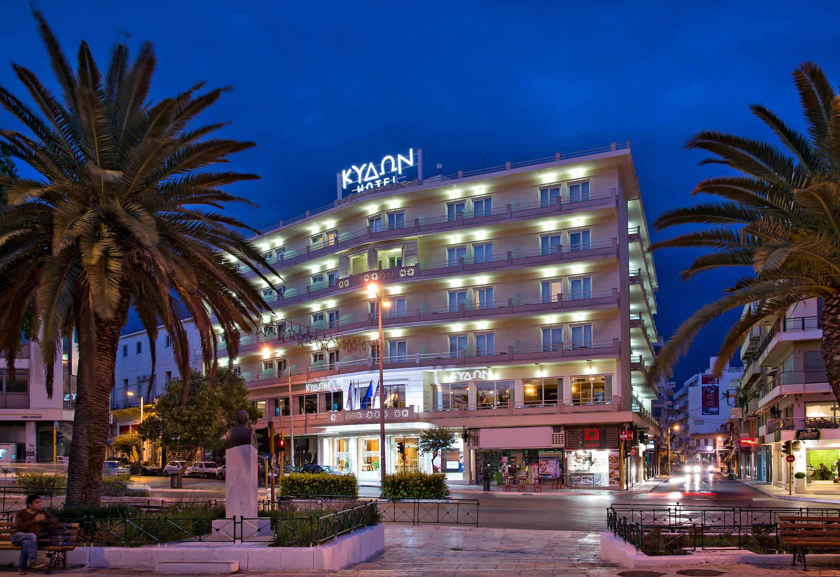 Kydon, The Heart City Hotel