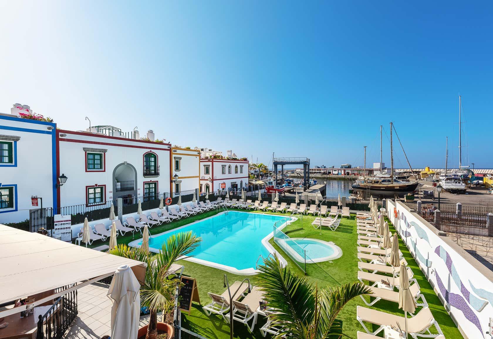 Apartments Puerto de Mogan THe Home Collection
