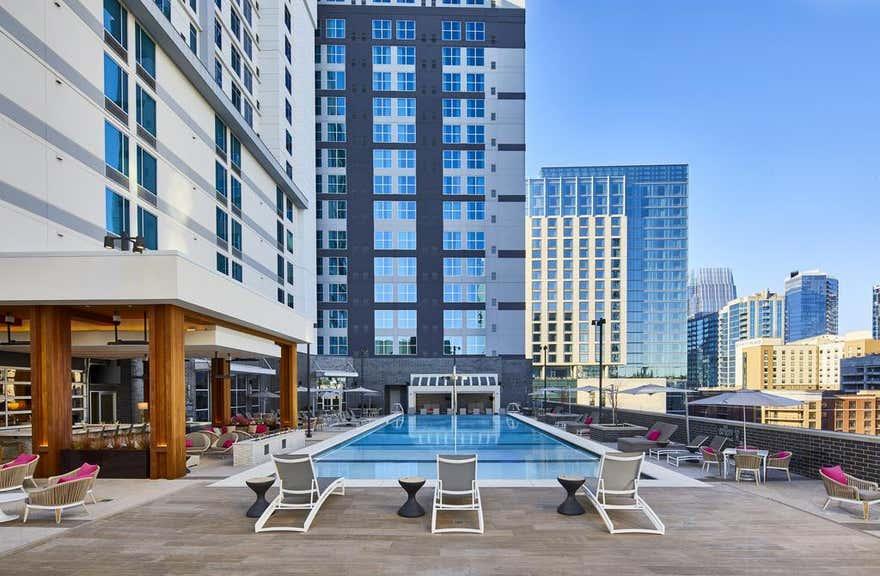 SpringHill Suites by Marriott Nashville Downtown/Convention Center