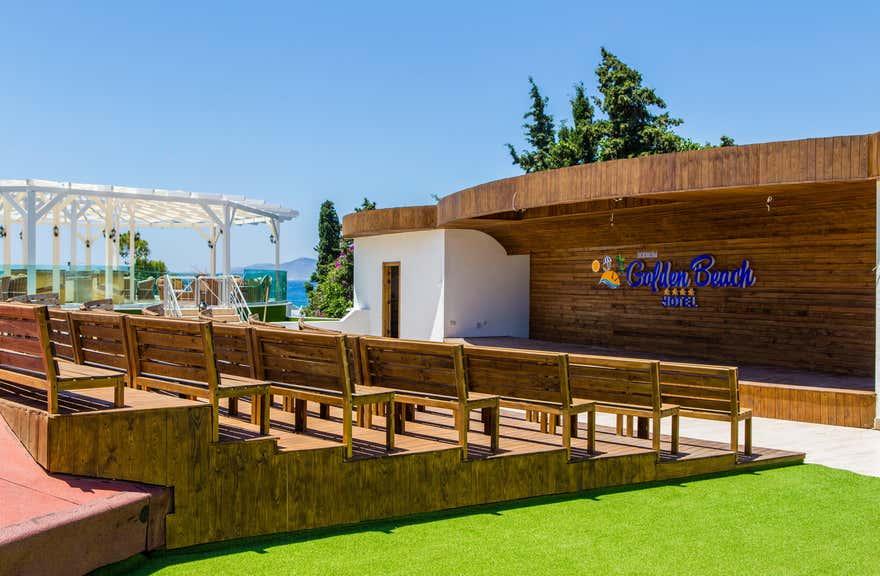 Golden Beach Bodrum By Jura - All Inclusive