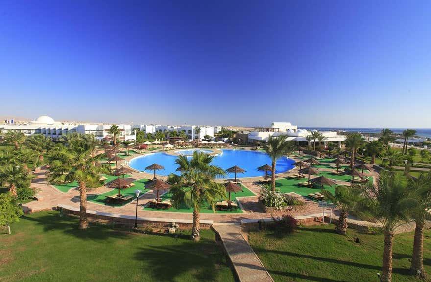 Coral Beach Resort Montazah