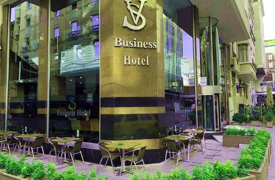 SV Business Hotel Taksim İstanbul