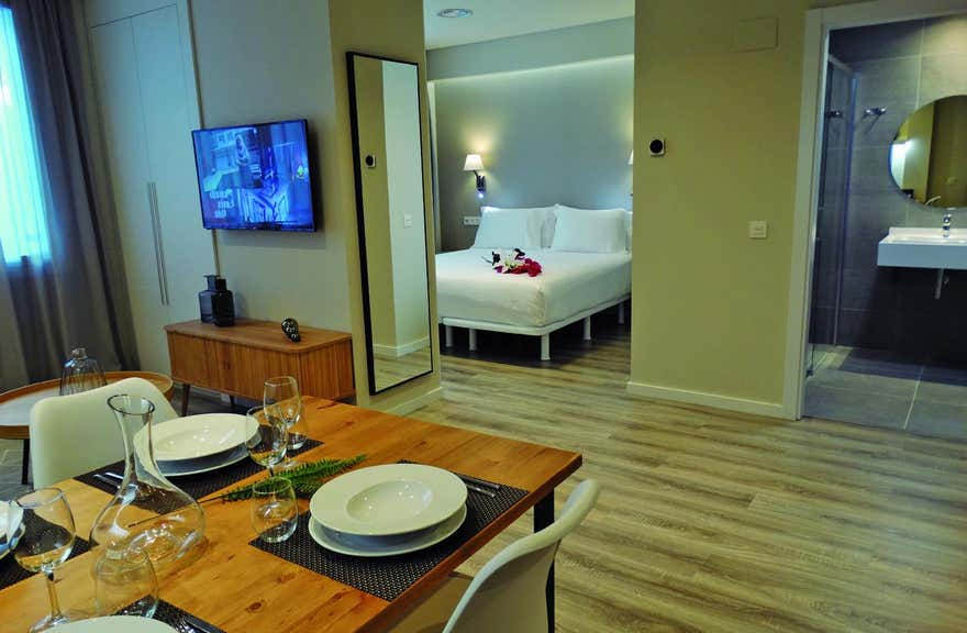 Bilbao City Center by Abba Suites