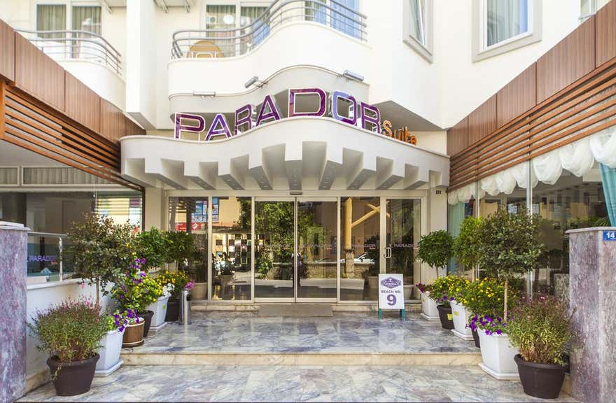 Parador Suit Hotel - All Inclusive