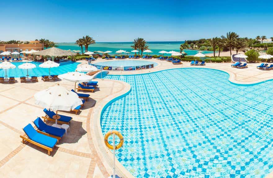 Bellevue Beach Hotel - All Inclusive