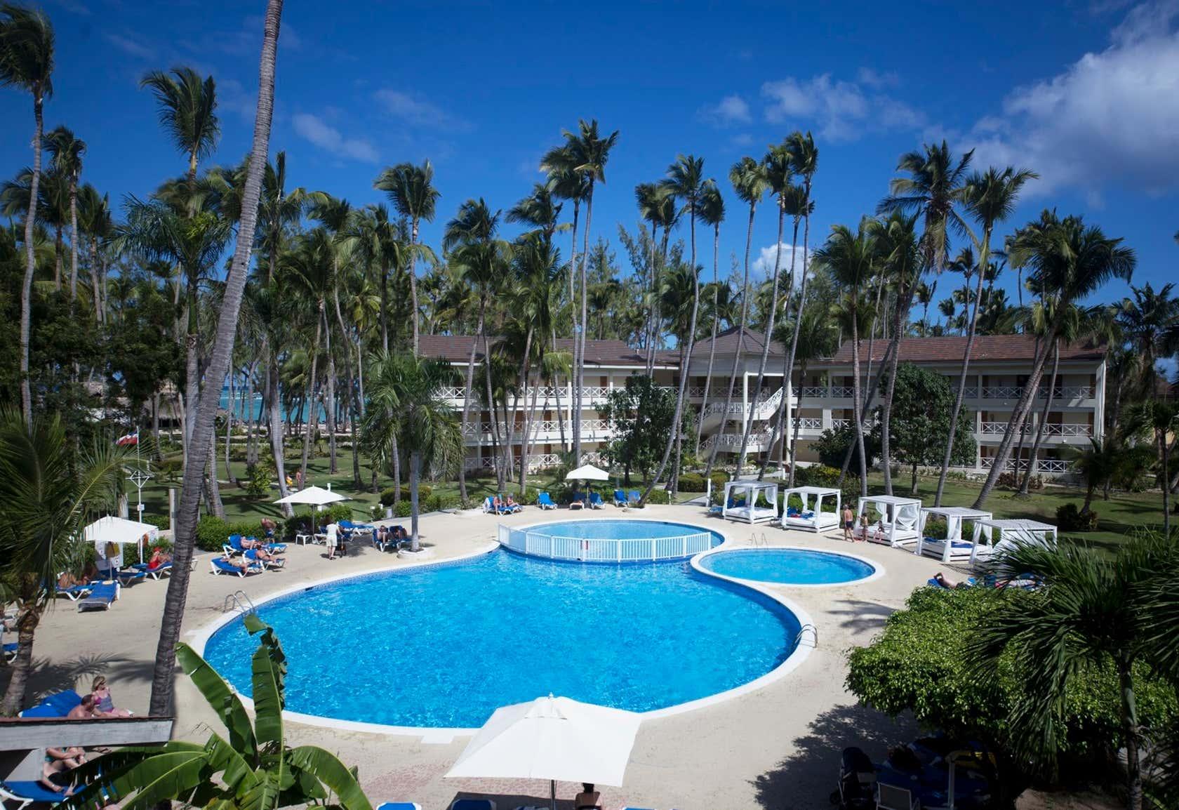 Vista Sol Punta Cana Beach Resort & Spa in Bavaro, Punta Cana