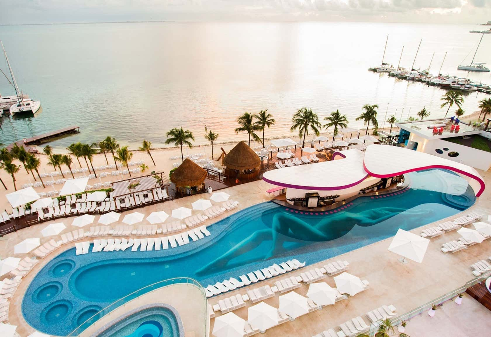 Temptation Cancun Resort All Inclusive Adult-Only in ...