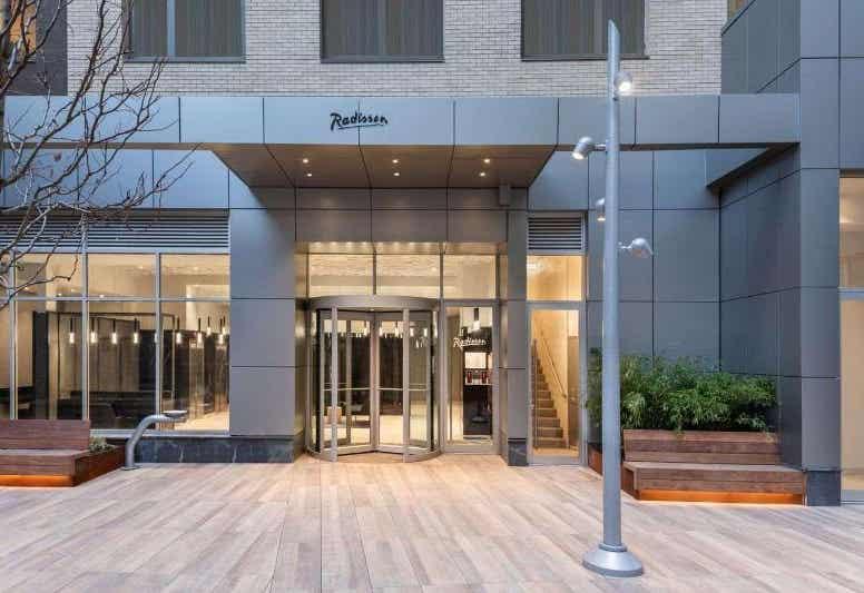 Radisson Hotel New York Times Square