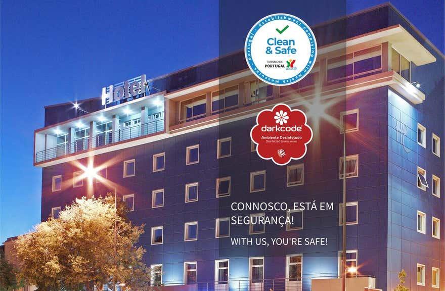Luna Esperança Centro Hotel