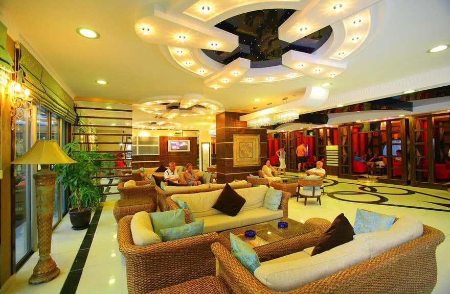 Grand Zaman Garden Hotel - All Inclusive