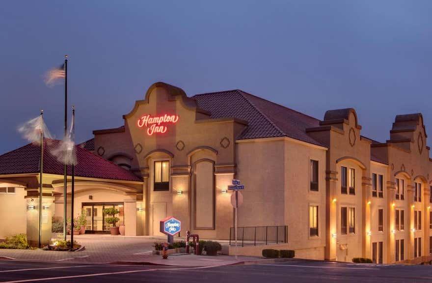 Hampton Inn Sfo Daly City