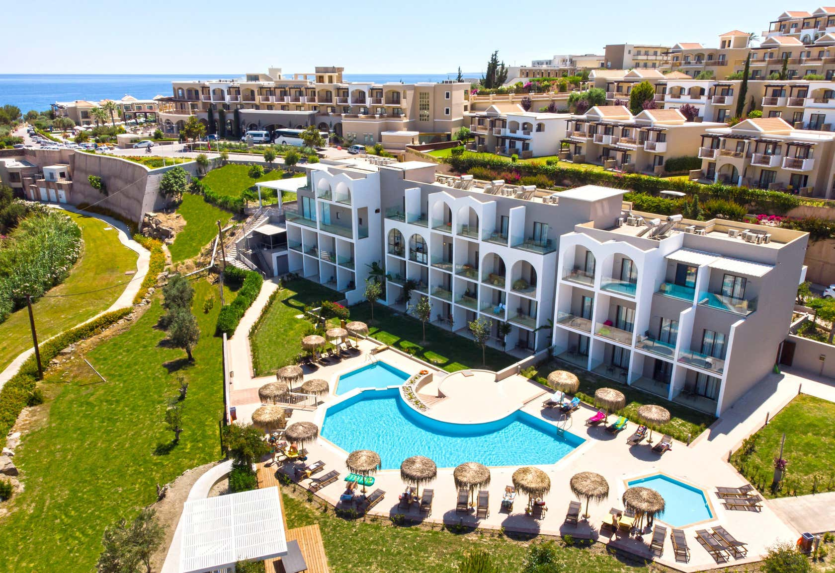 Lindos Breeze Beach Hotel - All Inclusive