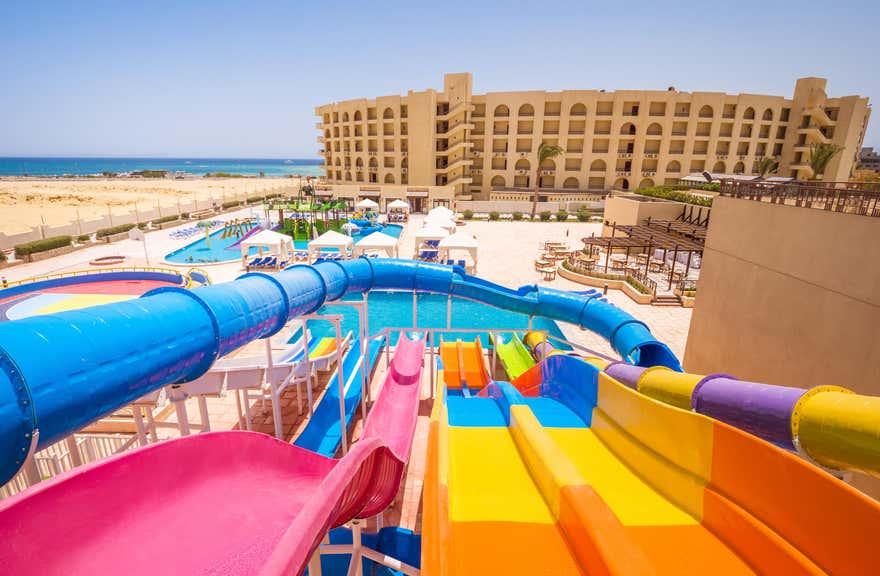 Sunny Days Mirette Family Resort Aqua Park