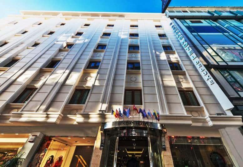 Bekdas Hotel Deluxe & Spa