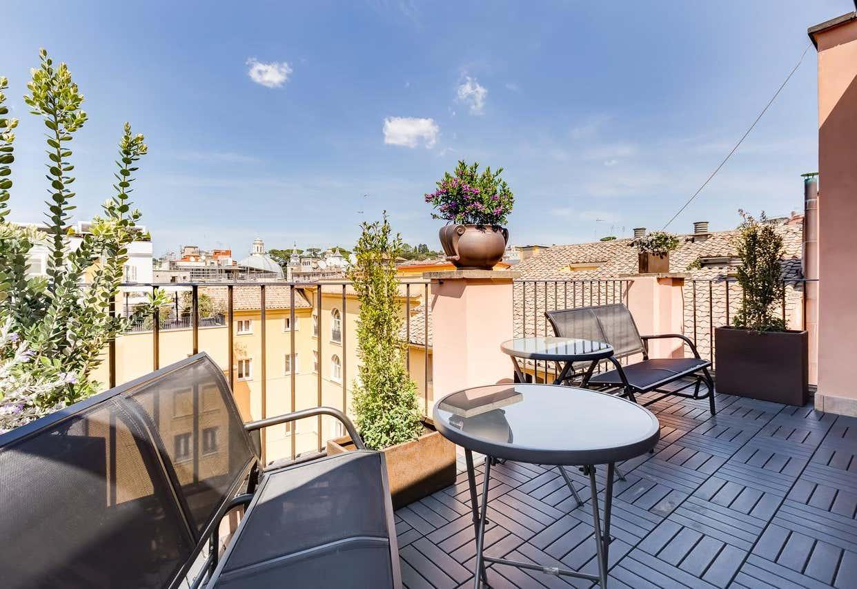 Ripetta Terrace Suites