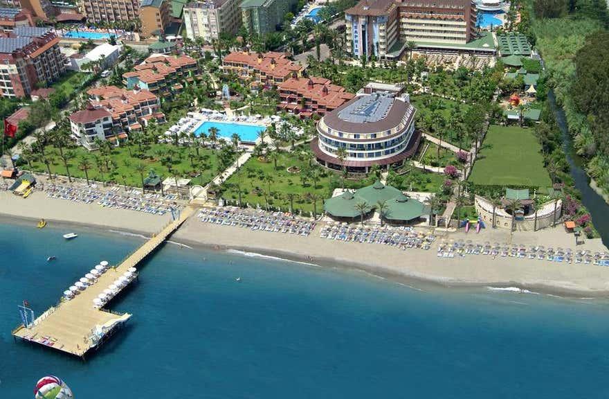 Saphir Hotel And Villa