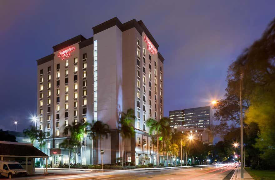 Hampton Inn Ft. Lauderdale/Downtown Las Olas Area, FL