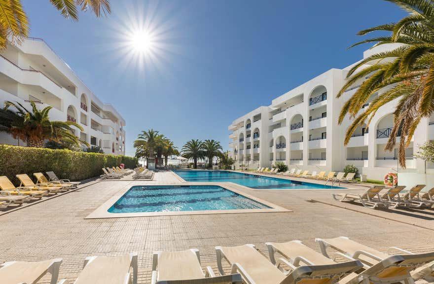Be Smart Terrace Algarve (ex Terrace Club)