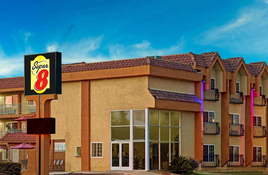 Super 8 by Wyndham Cypress Buena Park Area