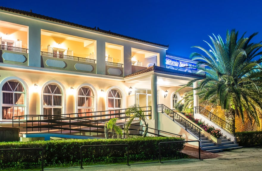 California Beach Hotel