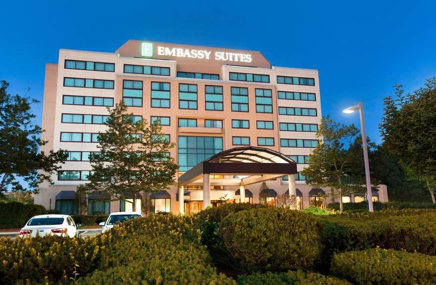 Embassy Suites Boston Waltham